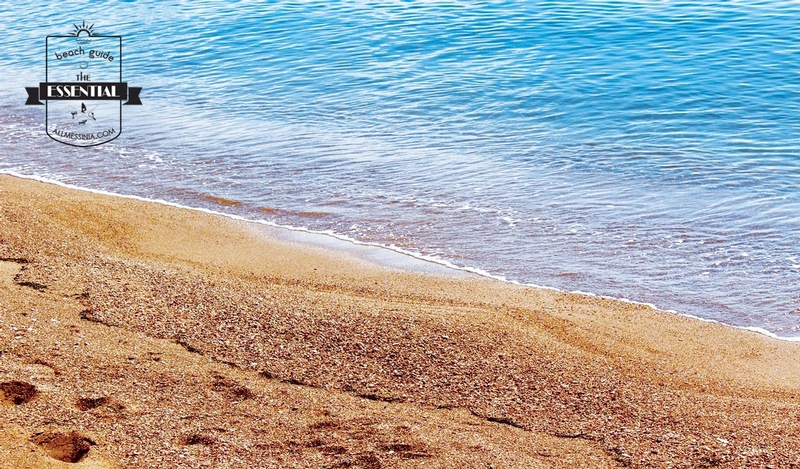 Bouka-Agios Konstantinos Messini - Shallow water, perfect for kids