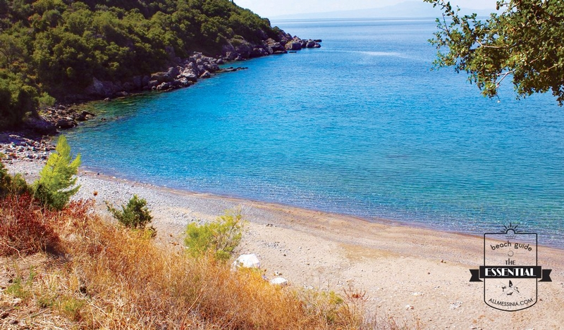 Delfinia Beach - Perfect view of the crystal clear blue water