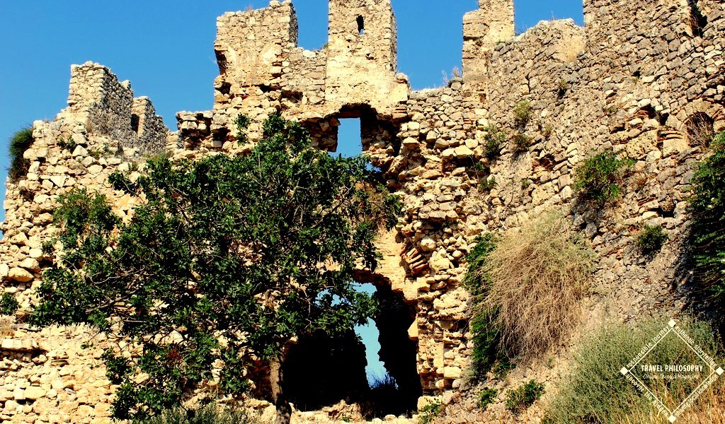 Old Navarino Castle - The Gate