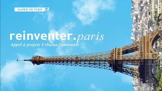 'REINVENTER PARIS'
